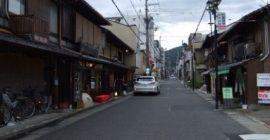 旧東海道を膳所から港町・宿場町大津を巡る