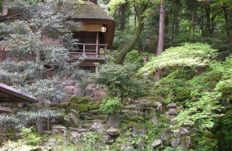 東海道は京・伏見から入ると 大津百町は追分から始まった